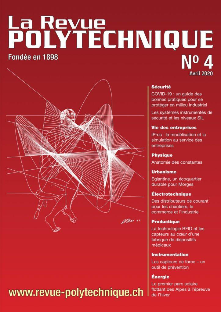 La revue polytechnique-couverture